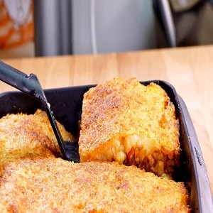 Receta pastel de carne y patatas casero